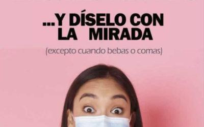 CAMPAÑA «DISELO CON LA MIRADA»