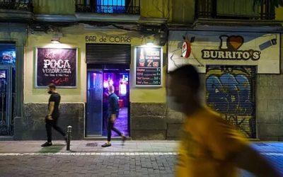 La noche madrileña pide a Ayuso que aplique el  'modelo andaluz': apertura hasta las dos de la mañana y recuperar la pista de baile   Madrid   EL MUNDO