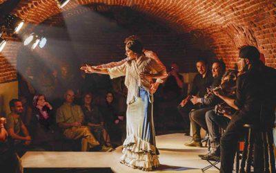 El flamenco sale a la calle, y llena de música y baile el centro de Madrid